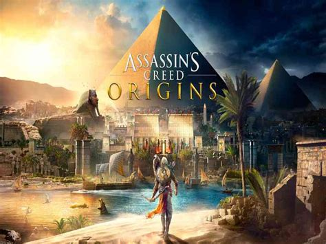 Assassin's Creed Origins Game Download Free For PC Full