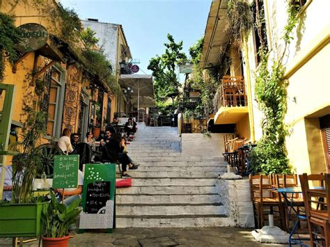 How to Spend a Day in Plaka Neighborhood, Athens