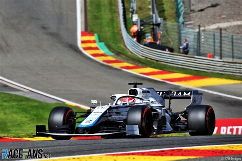 George Russell, Williams, Spa-Francorchamps, 2020 · RaceFans