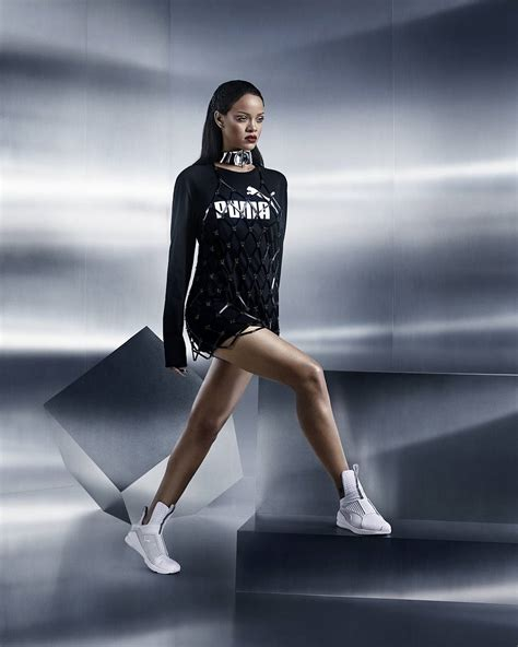 Puma Fenty Trainer Collection by Rihanna | LES FAÇONS