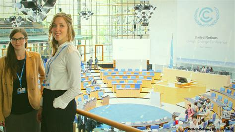 Experiencing the UNFCCC Bonn Climate Change Conference for