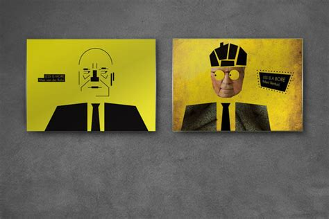 Less is more / Less is a bore on Behance