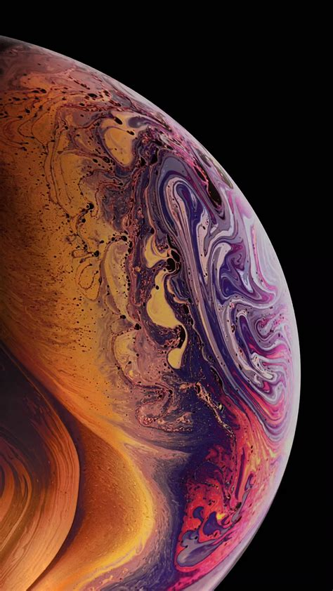 Download All New iPhone Xs, Xs Max, Xr Wallpapers Live