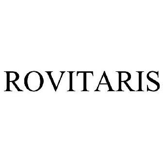 ROVITARIS Trademark of ICL SPECIALTY PRODUCTS INC