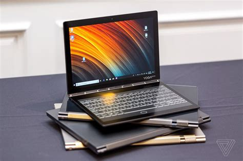 Lenovo introduced new Yoga Book C930 with E Ink screen at