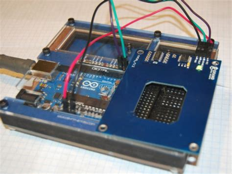 Using the Parallax RFID Reader with an Arduino -Use