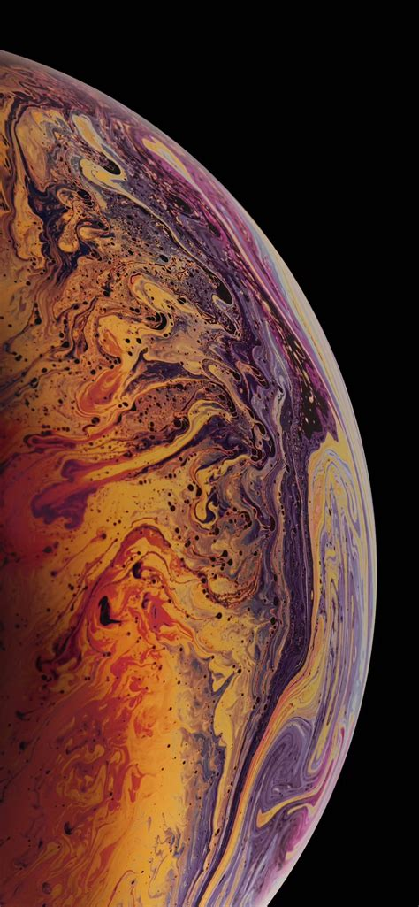 Download All New iPhone Xs, Xs Max, Xr Wallpapers & Live