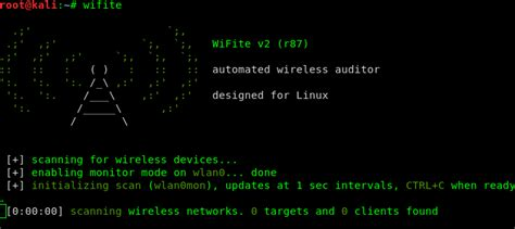 Wifite -- Easy Automated Wireless Auditing | Best Kali