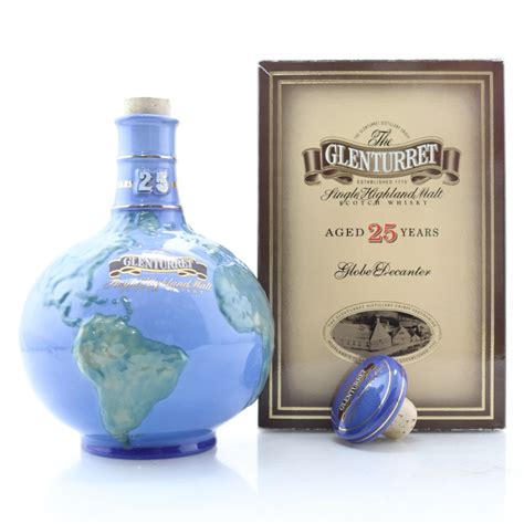 Glenturret 25 Year Old Wade Decanter | Whisky Auctioneer
