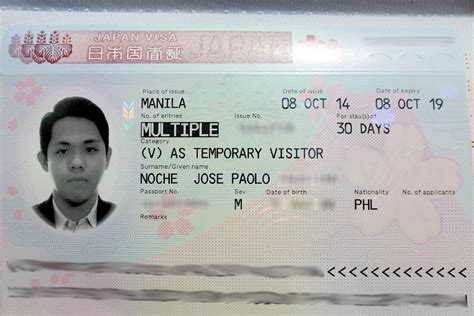 Pinoy Travel: How to Get a Japanese Visa