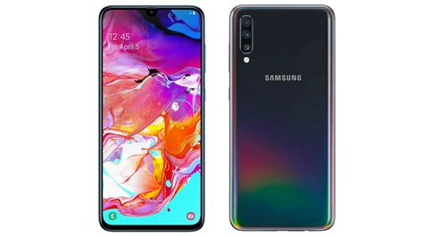Samsung Galaxy A70 goes official with 6