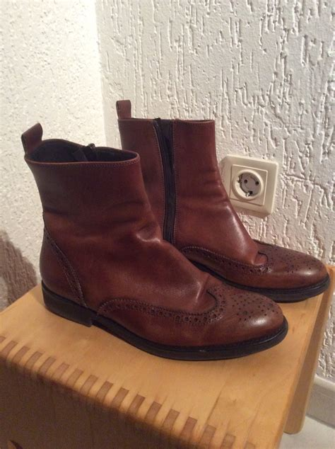 Tod's - Tods Budapester Stiefel Stiefeletten Boots