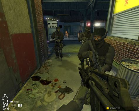 SWAT 4 Gold Edition Full Version PC Game Free Downloads