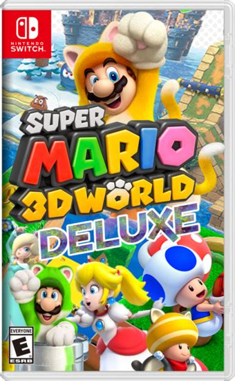 The NSMB Hacking Domain » If Nintendo create these games