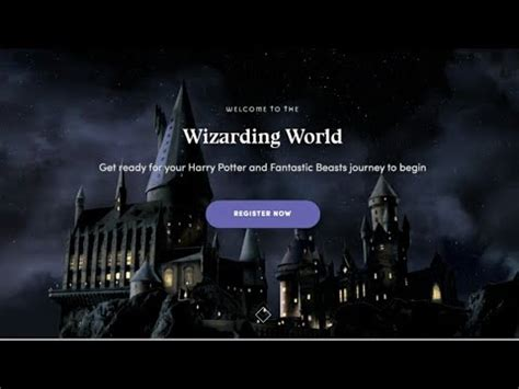 Finally taking the pottermore house test - YouTube