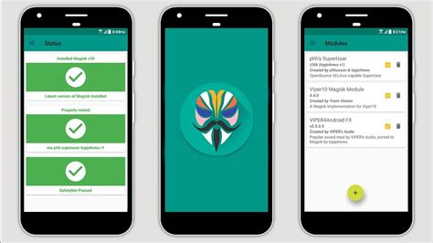 Magisk Manager For Android - Now Allow or Deny Root