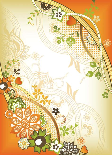 Delicate pattern background (16165) Free EPS Download / 4