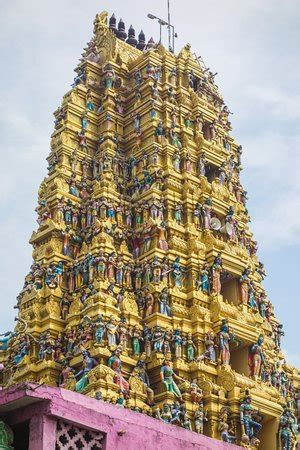 Hindu Tempel in Matale - Picture of Sri Lanka Holiday