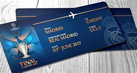 18,000 tickets each for Real Madrid and Juventus