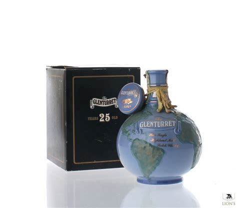 Glenturret 25 years old ceramic one of the best types of