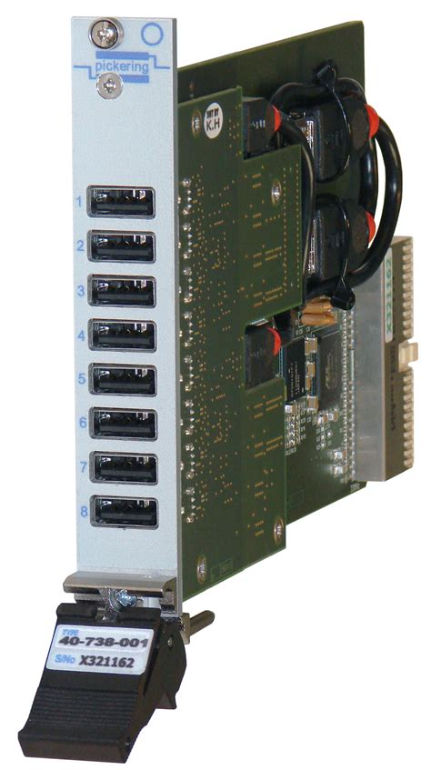 Bringing USB to PXI Systems