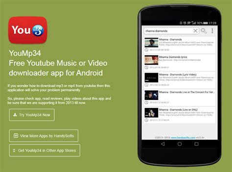 10 Best Free YouTube to MP3 Downloader for Android