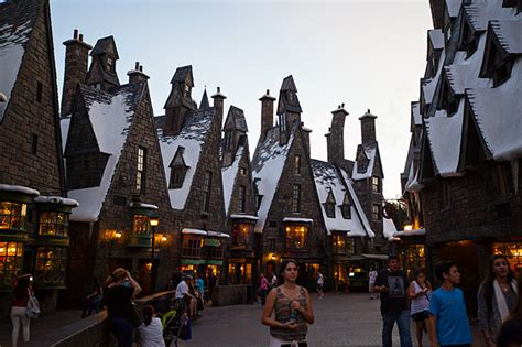 Hogsmeade, The Wizarding World of Harry Potter