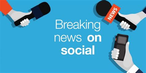 Social media overtakes TV as young people's primary news