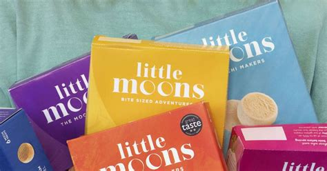 Little Moons: The British mochi brand enjoys 700% boost in