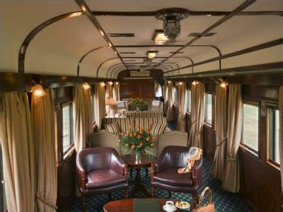 World's Most Luxurious Train - The Pride of Africa - 18