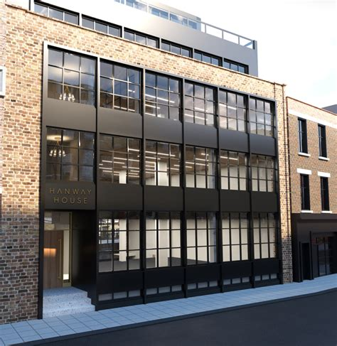 RIB Acquire Hanway Street Freehold to Create Grade A