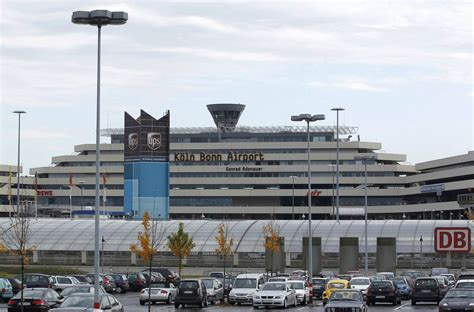 Security Breach at Germany's Cologne Bonn Airport Sparks