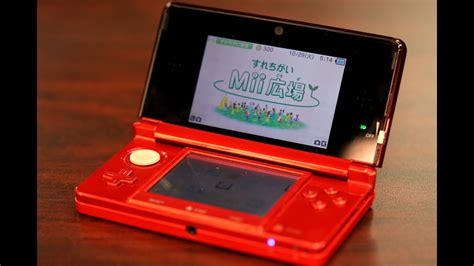 Classic Game Room - FLARE RED JAPANESE NINTENDO 3DS review