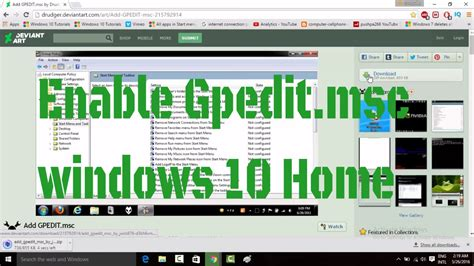 #23 How to Enable Group policy editor( Gpedit