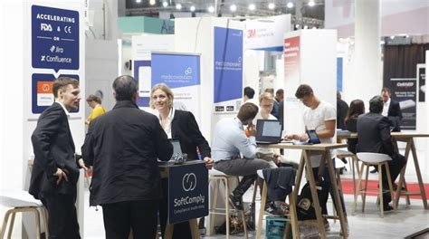 MEDICA becomes number one trade fair for health start-ups