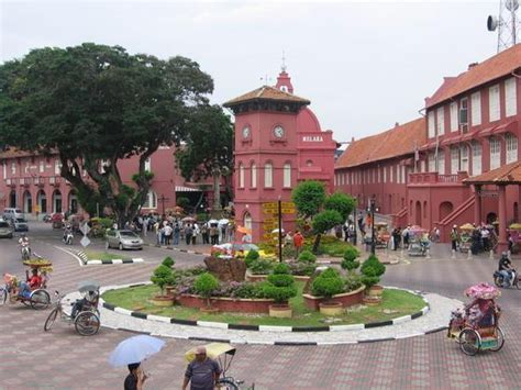 Stadthuys | Dutch Square (Red Square) Malacca - Malaysia