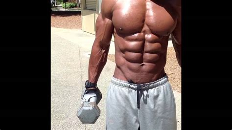 8 Pack Abs Hitch MP45 Abs Of Steel - YouTube