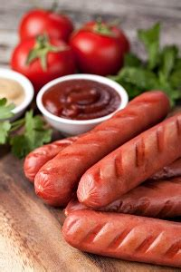New Ingredient Option For Vegetarian Hot Dogs