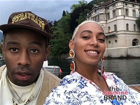Solange & Tyler The Creator In Italy, Martin Lawrence