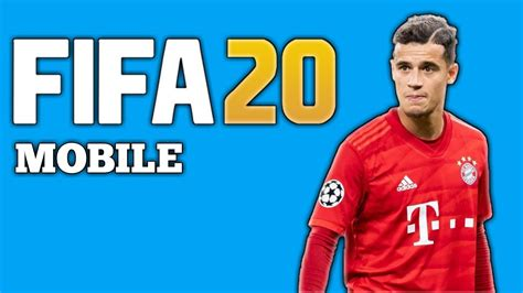 FIFA 20 MOD FIFA 14 UCL Android Offline 1