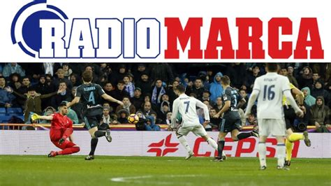 Listen to the live audio of Real Madrid's win   MARCA in